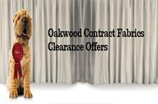 Oakwood Clearance Fabrics