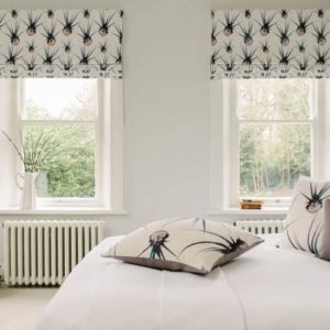 Child Safe Roman Blinds